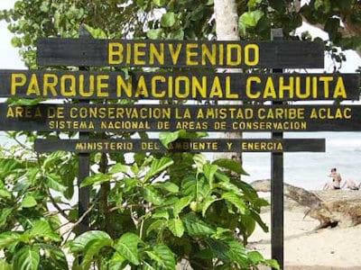 Parque Nacional Cahuita
